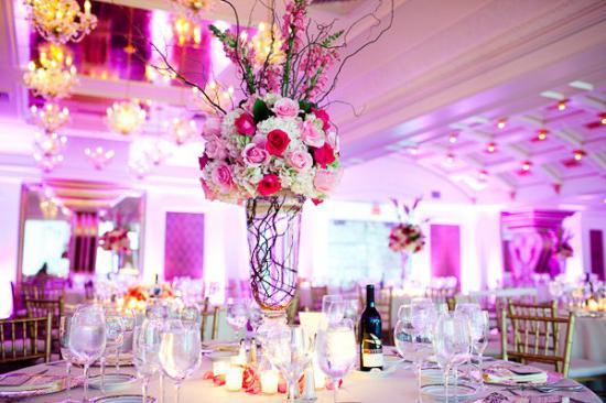 Оформить свадебный зал своими руками 25
