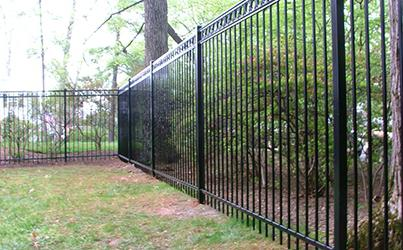 metal fence fence price with installation