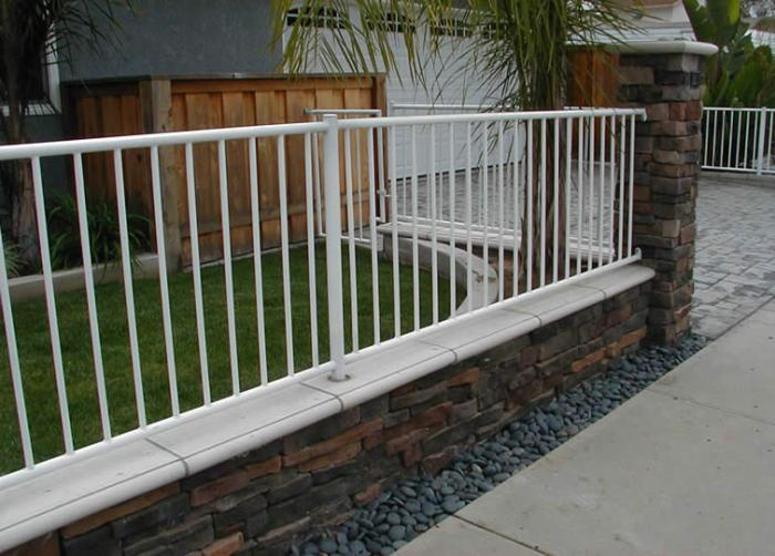 metal fence for fences