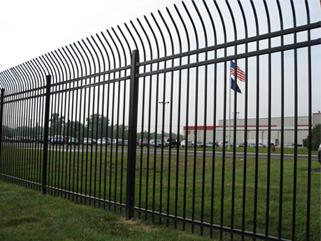 metal fence for the price per piece