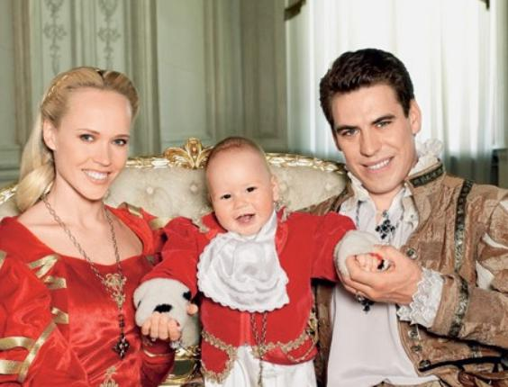 дюжев дмитрий фото семьи