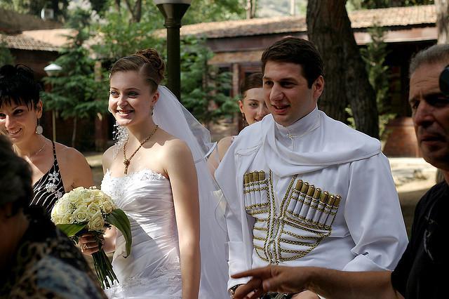 Caucasian weddings