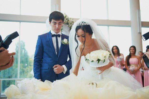 traditions of the Caucasian wedding