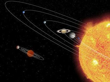 centripetal acceleration and celestial bodies