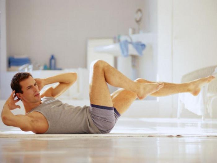упражнения для утренней зарядки в картинках