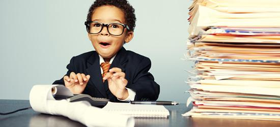 standard deductions for children