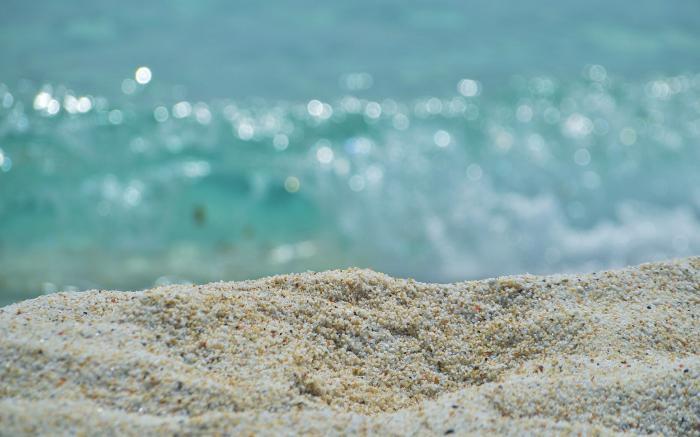 Видеть во сне жёлтый песок