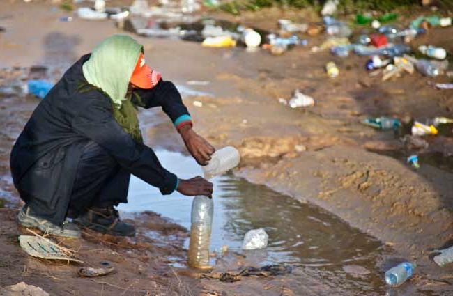 проблема пресной воды