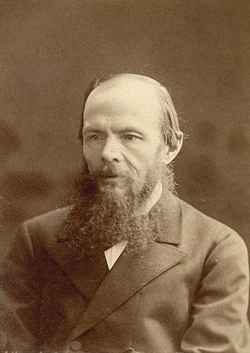 Prince Mouse Dostoevsky