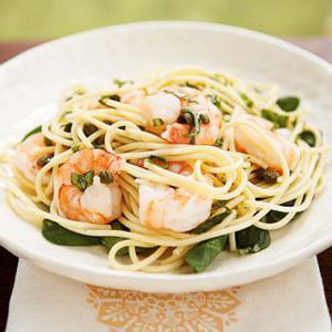 cream paste with shrimp recipe