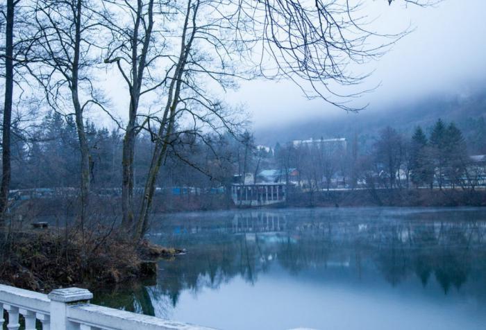 where are the blue lakes in kabardino balkaria
