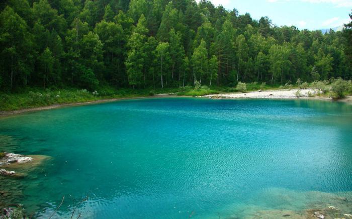 blue lakes kabardino balkaria recreation