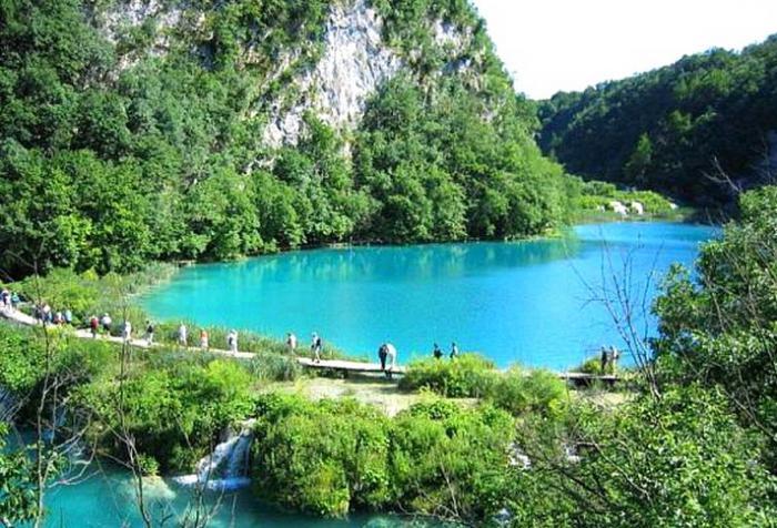 Kabardino Balkaria Blue Lakes