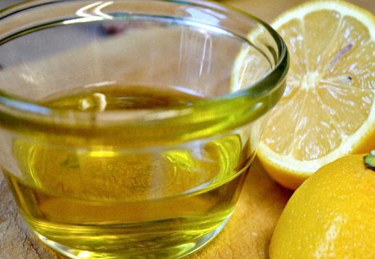 olive oil and lemon for hair ozy