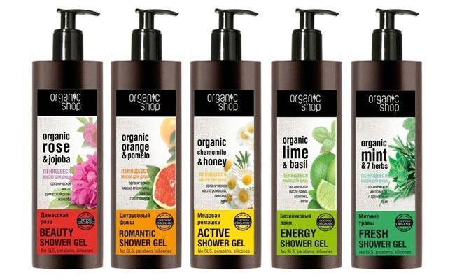 shampoo organic shop