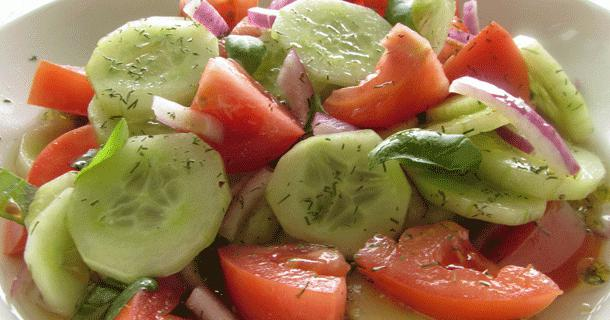 salad recipes for every day