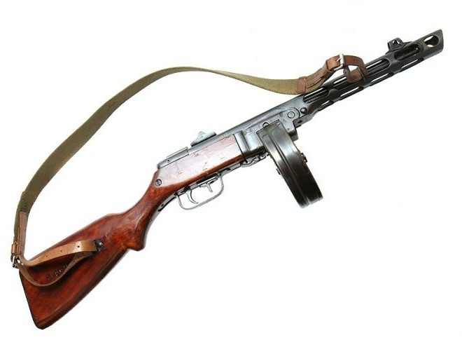 victory weapon automatic PPS