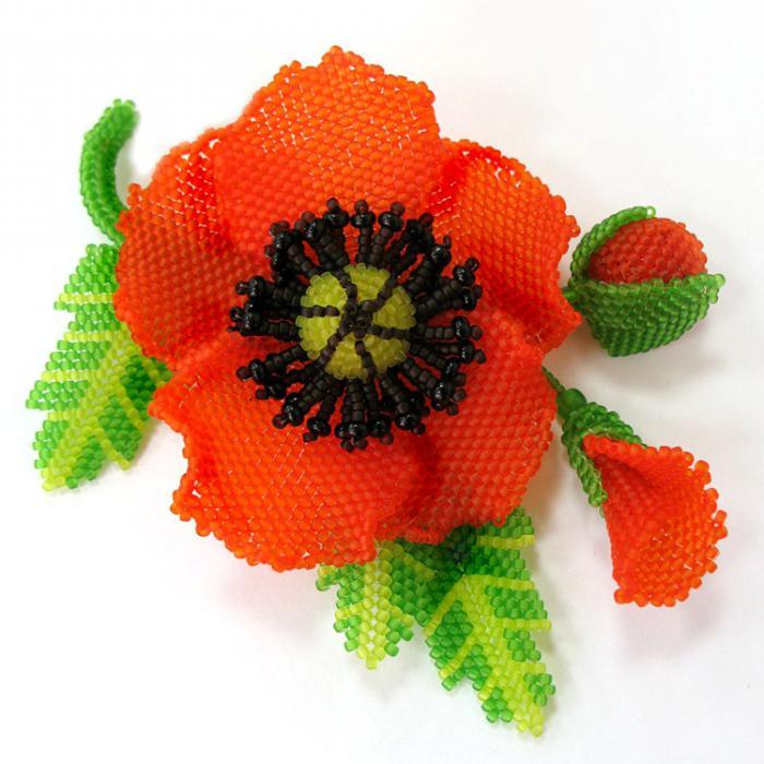 poppy bead