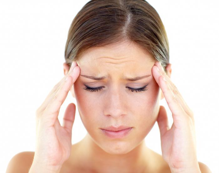 Каждый день болит голова в висках