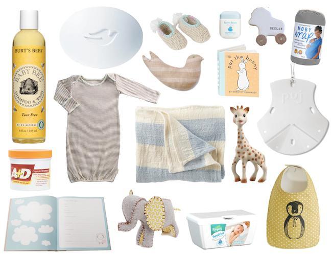Что необходимо купить к рождению ребенка: список вещей