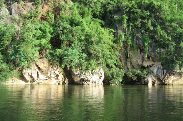 Thailand Kwai River