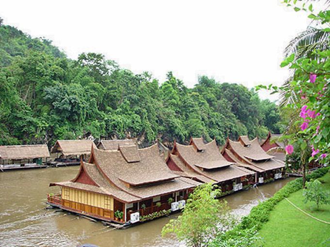 бангкок река квай