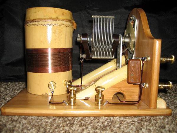Детекторный приемник своими руками: схема