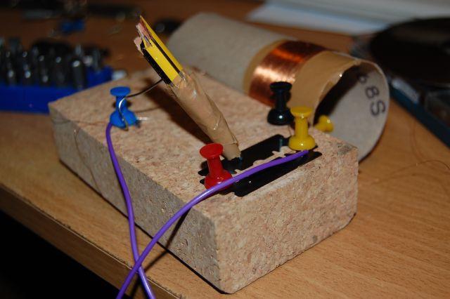 Как сделать детекторный радиоприемник своими руками 88