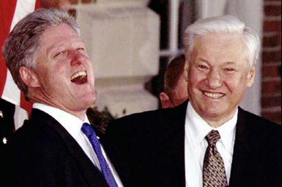 President Yeltsin's rule