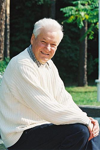 Years of Yeltsin in Russia