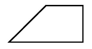 рисунок прямоугольная трапеция