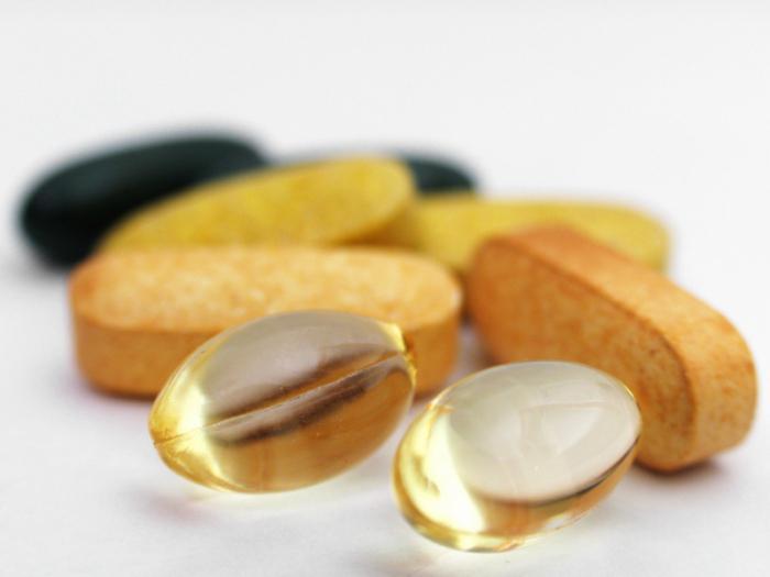 витамины для понижения холестерина в крови