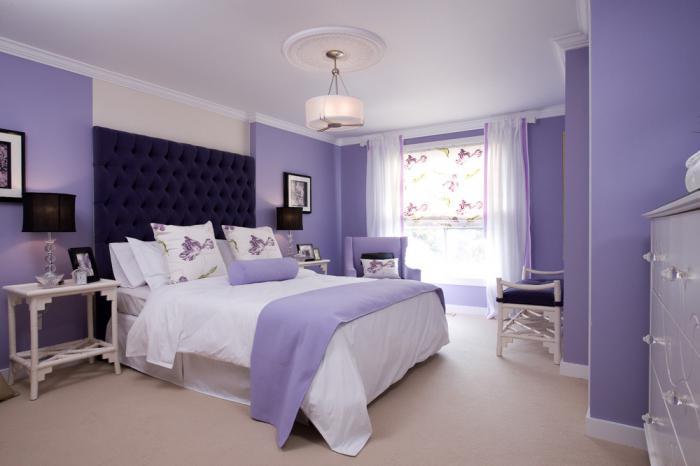 Lavender color - photo