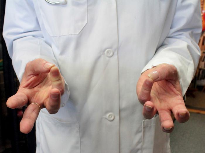 немеют и болят пальцы