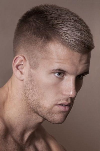 boxing hairstyle - photo