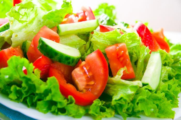 Как сделать салат чтобы похудеть