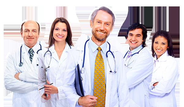Where to pass a medical examination on the rights