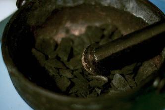 приготовление черной соли
