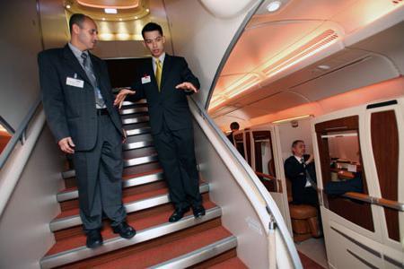 Salon Airbus A380