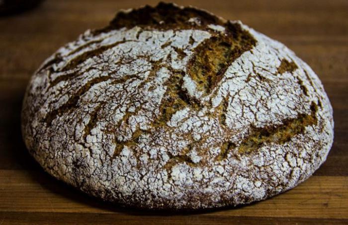 Выпечка из ржаного хлеба в домашних условиях