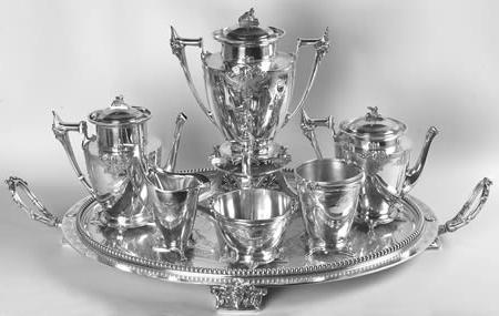 Как проверить серебро в домашних условиях на подлинность?