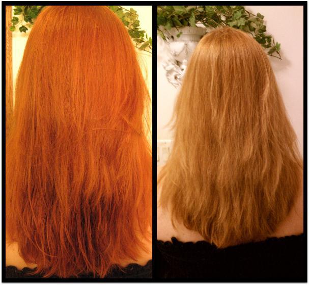 одном самых как осветлить темные волосы до рыжего цвета торрент стажер бесплатно