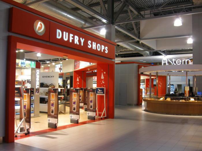 duty free Domodedovo