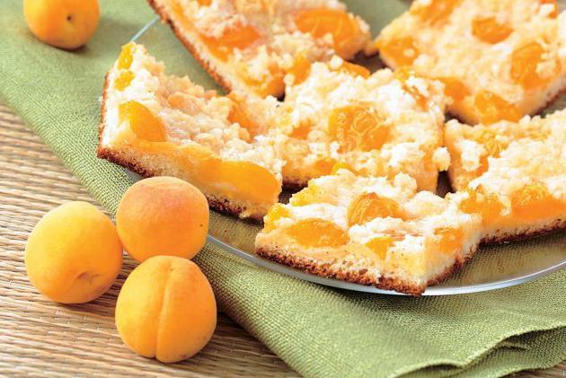 тирольский пирог ягодный