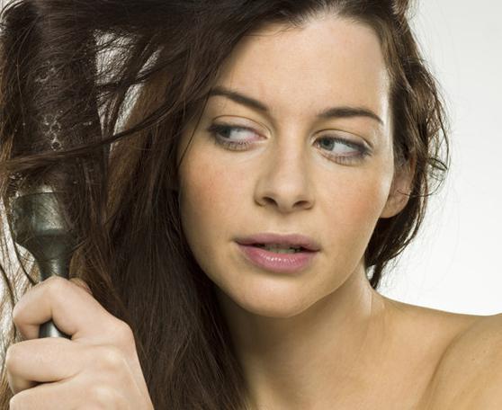 Расческа для укладки волос брашингом