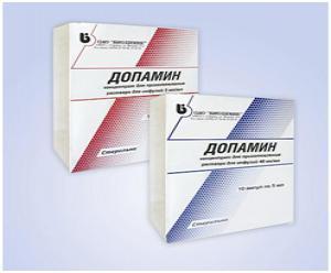 Дофамин инструкция по применению