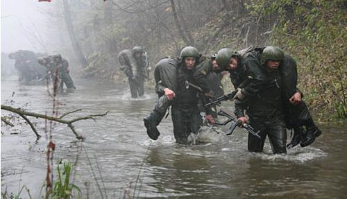 special forces surrender to the maroon beret