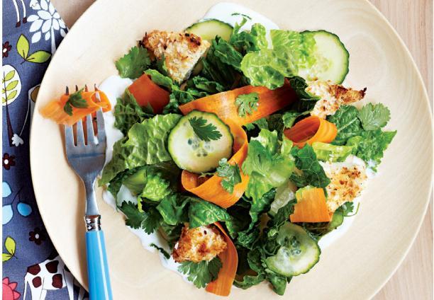 Овощные салаты ребенку 1 год