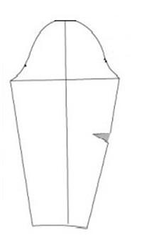 Самые лёгкие выкройки платьев фото 238