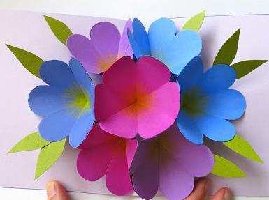 Поделки из бумаги для дня валентина
